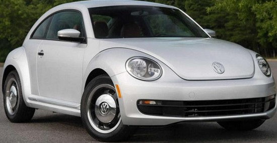 Volkswagen Beetle Classic Limited Edition