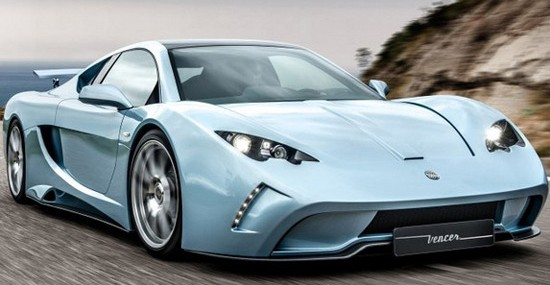 Serial Vencer Sarthe, Supercar From Netherlands