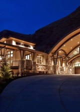 Villa Villagio – Contemporary Mansion in Salt Lake City on Sale
