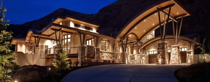 Villa Villagio - Contemporary Mansion in Salt Lake City on Sale