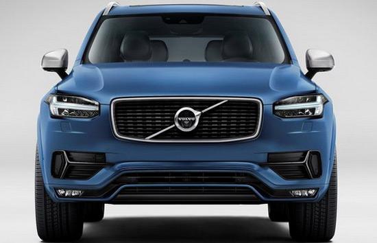 Volvo Xc90 R Design Extravaganzi