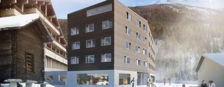 Swiss Hostel Turns on 'Five-spa' Experience