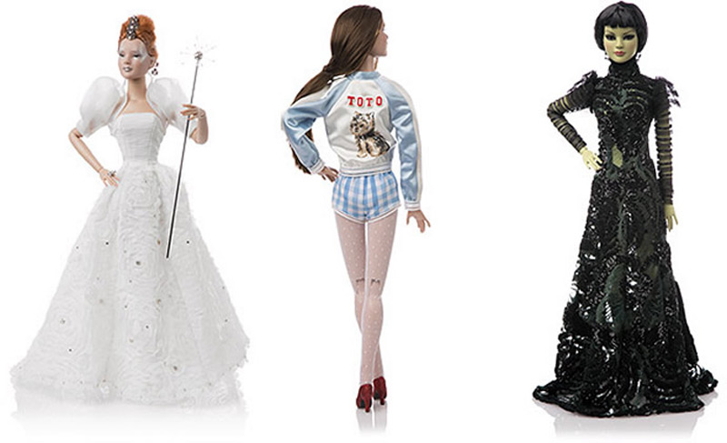 The Wizard of Oz Characters Re-imagined by Top Fashion Designers