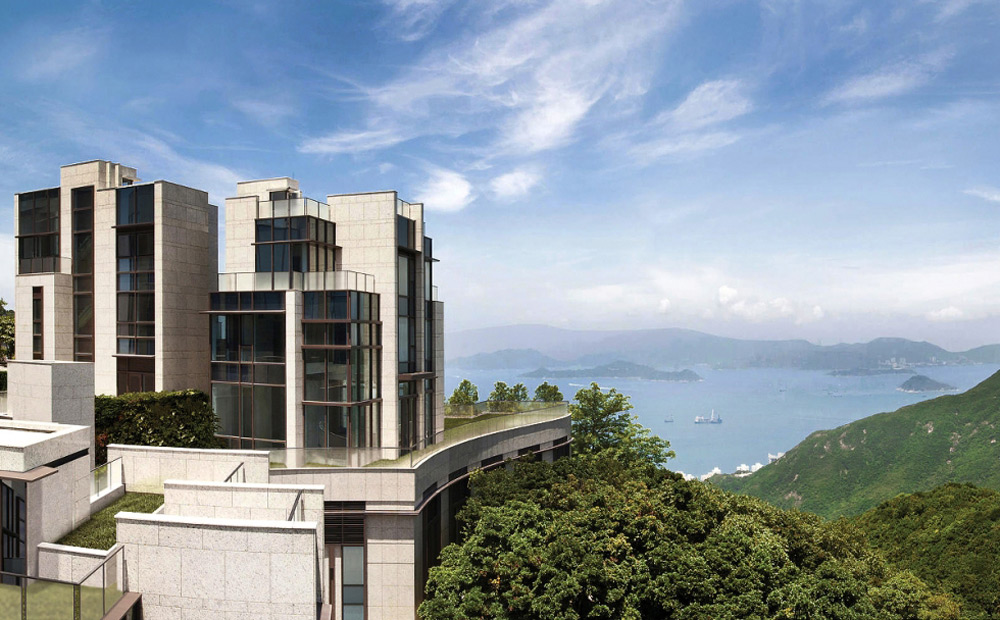 $105,7 Million House Hits the Market in Hong Kong