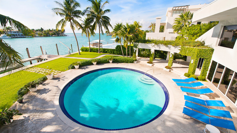 Yachtsman's Dream on Most Desirable Hurricane Harbor on Sale for $17,9 Million