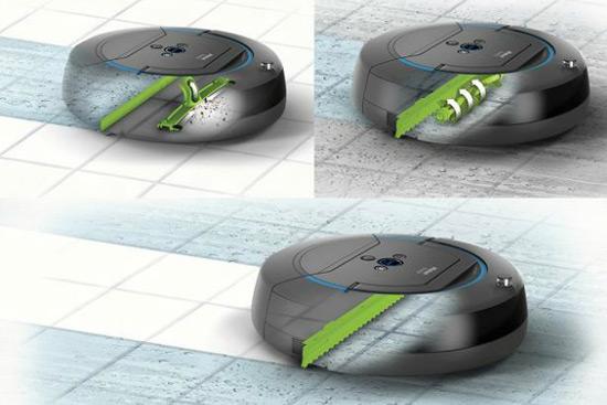 floor scrubbing robot irobot scooba 450 extravaganzi. Black Bedroom Furniture Sets. Home Design Ideas