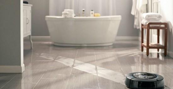 Floor Scrubbing Robot - iRobot Scooba 450
