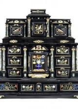 17th Century Kunstkammer Cabinet at Bonhams Auction