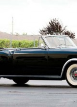 Rare 1953 Packard Caribbean Convertible at Auctions America