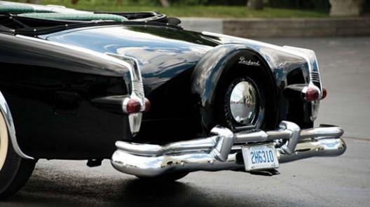 Rare 1953 Packard Caribbean Convertible at Auctions America