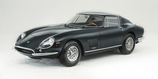 Rare 1965 Ferrari 275 GTB Alloy Berlinetta at Bonhams Auction