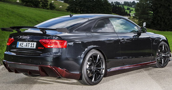 Abt Audi Rs5 R And Abt Audi S8 Packages Extravaganzi