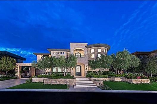 Aaron Rowand's Las Vegas Mansion on Sale for $6,39 Million