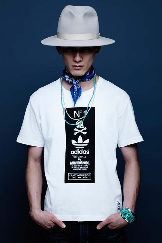 Adidas Originals by Neighborhood Autumn/Winter 2014 Collection