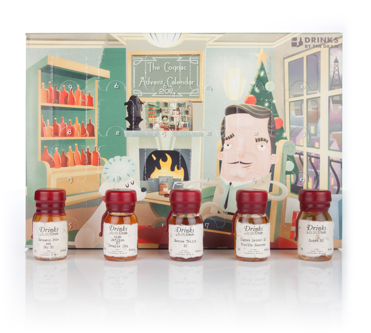 drinks by the dram launches four advent calendars for 2014 extravaganzi