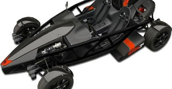 Ariel Atom 3S With 365Hp