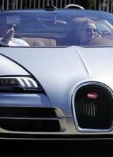 "Arnold Schwarzenegger ""Drives"" Bugatti Veyron Grand Sport Vitesse"