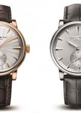 Arnold & Son Added Two New Timepieces To the HMS1 Line