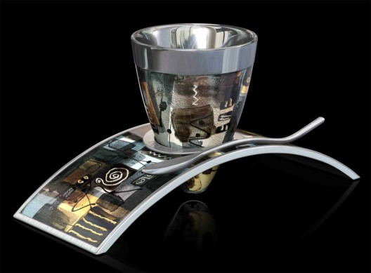 DEVIEHL,creators of the Perfect Coffee Cup, launch Arusha