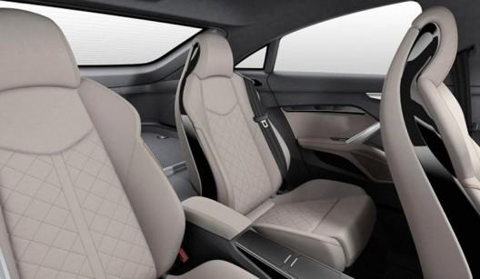 Four-Doors Audi TT In Sportback Version