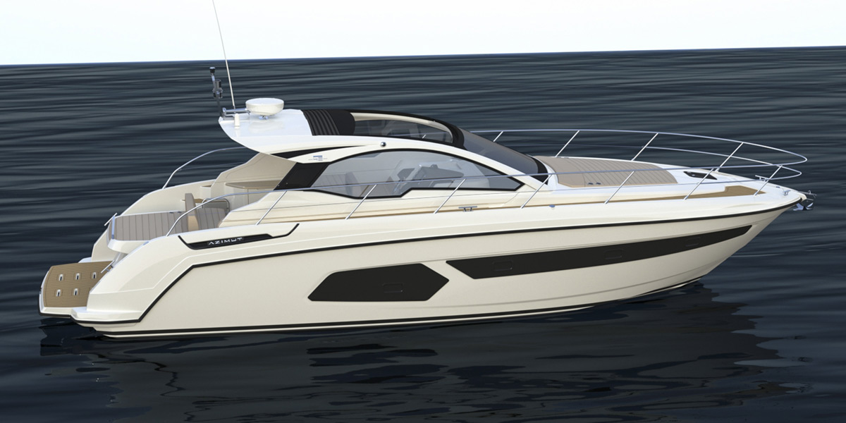 Azimut Yachts Introduces New Azimut Atlantis 43