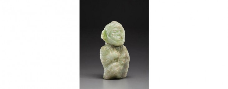 Rare Aztec Deity of Xochipilli-Macuilxochitl at Bonhams Auction