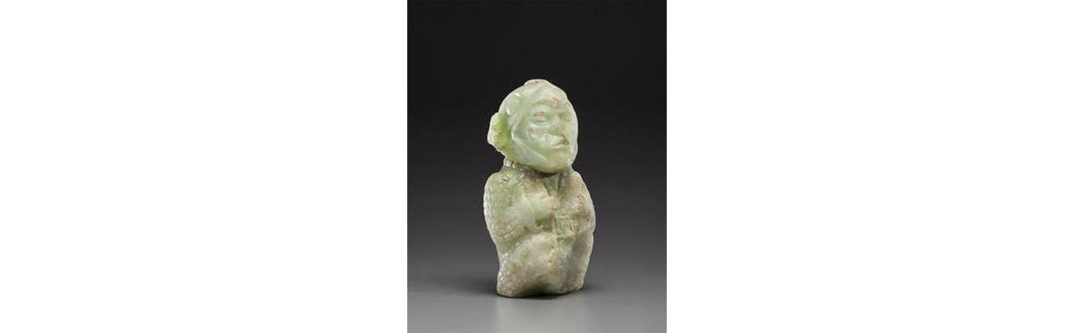 Rare Aztec Deity of Xochipilli-Macuilxochitl at Bonhams Auction