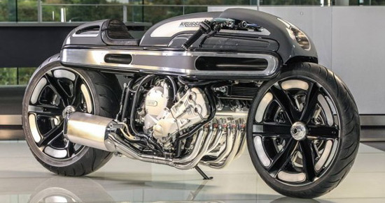 Special BMW K1600 By Krugger Motorcycles