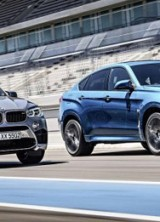 BMW X5M And X6M For 2015