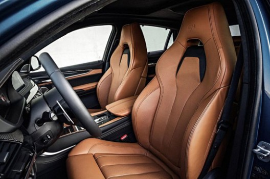 BMW has released photos and technical details of the new-generation of X5M and X6M models