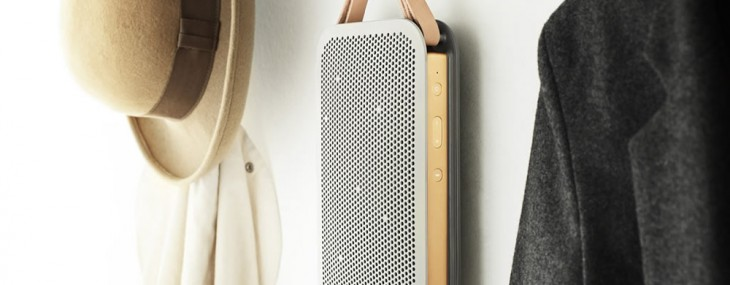 Bang & Olufsen's BeoPlay A2 Portable Bluetooth Speaker