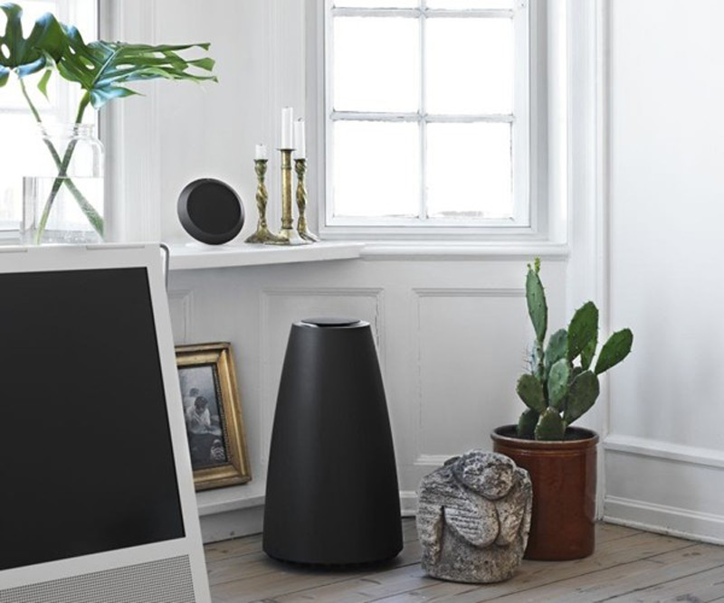 Bang & Olufsen's New BeoPlay S8 Subwoofer and Speaker Set