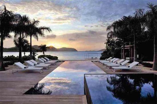 $19 Million Beachfront Villa on the Lorient Bay, in St. Barths
