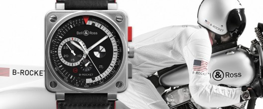 Bell & Ross B-Rocket Limited Edition Watches