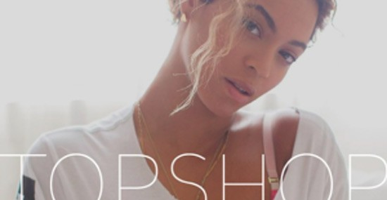 Beyonce teams up with Topshop to launch athletic streetwear brand