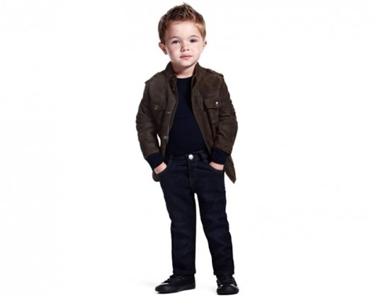 Limited Edition Biker Jackets for Kids by Tom Ford