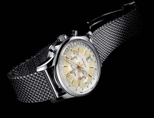 Breitling Transocean Chronograph GMT Edition