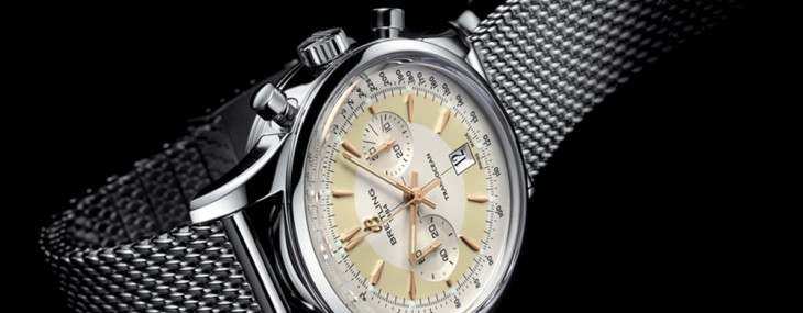Breitling Transocean Chronograph GMT Edition