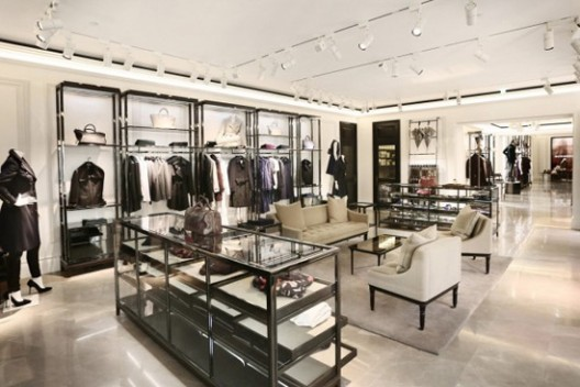 Burberry Updated and Expanded Its Milan Flagship