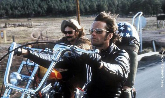 Harley Davidson Driven By Peter Fonda In Easy Rider Movie Sold For