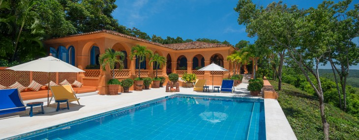 Casa Alborada Villa at the Heart of the Cuixmala Estate