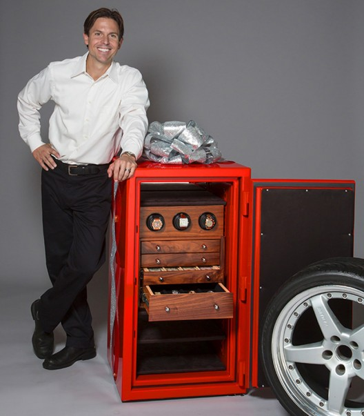 Casoro Jewelry Safes - Security And Luxury in One