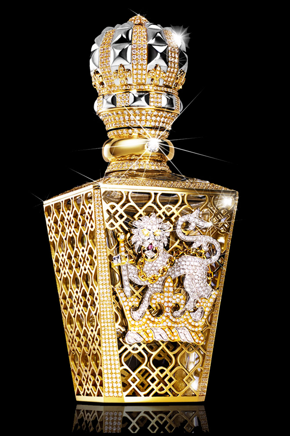 163 143 000 World S Most Expensive Perfume At Harrods