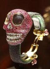 Crazy Skull Watch by De Grisogono