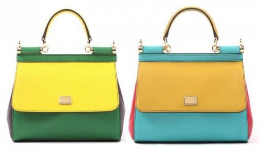 Dolce & Gabbana Introduces Mini Mix Sicily Bag