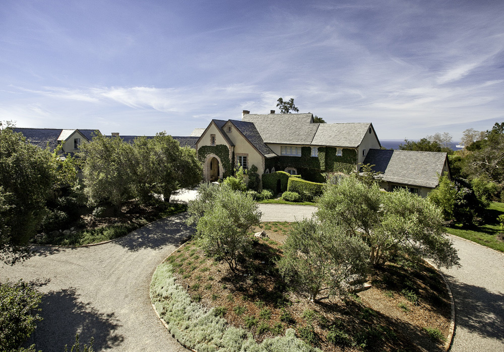 Don Jonson's Montecito Mansion on Sale for $14,9 Million