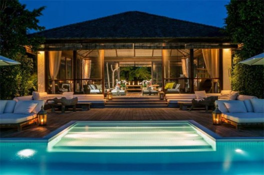 Portion of Donna Karan's Retreat On Parrot Cay On Sale For $39 Million