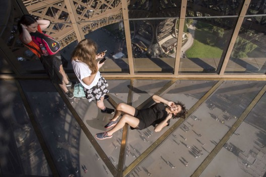 Would You Stand on a Glass Floor 200ft Above Ground? The Eiffel Tower Gets $38.4 Million Makeover!