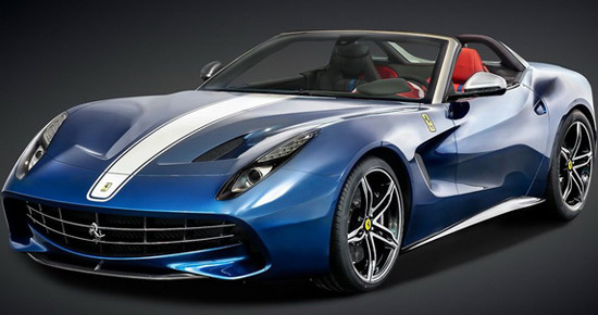 Ferrari F60 America Limited Edition