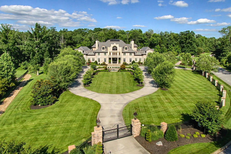 Forest Creek Manor 10 Million Premier Property In